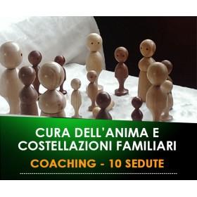CURA DELL'ANIMA E COSTELLAZIONI FAMILIARI ONLINE - PACCHETTO 10 SEDUTE - Cristiana Gasi