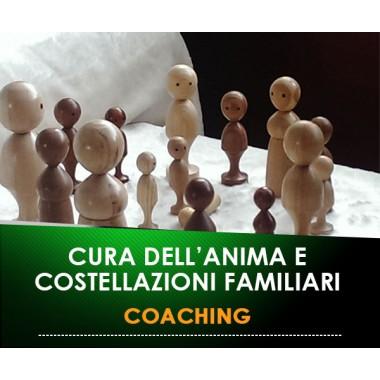 CURA DELL'ANIMA E COSTELLAZIONI FAMILIARI ONLINE - Cristiana Gasi