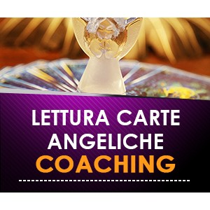 Lettura Carte Angeliche - Coaching Online