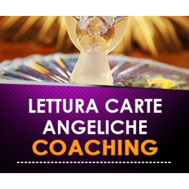 Lettura Carte Angeliche - Coaching Online