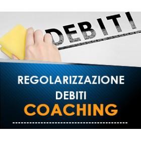 Coaching personale per Regolarizzazione Debiti