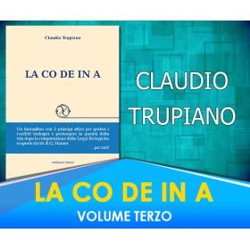 LA CO DE IN A - VOLUME TERZO - CLAUDIO TRUPIANO