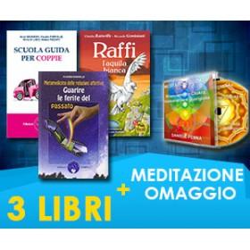 Claudia Rainville - Relazioni - 3 LIBRI + MEDITAZIONE IN OMAGGIO (Spedizione Inclusa)