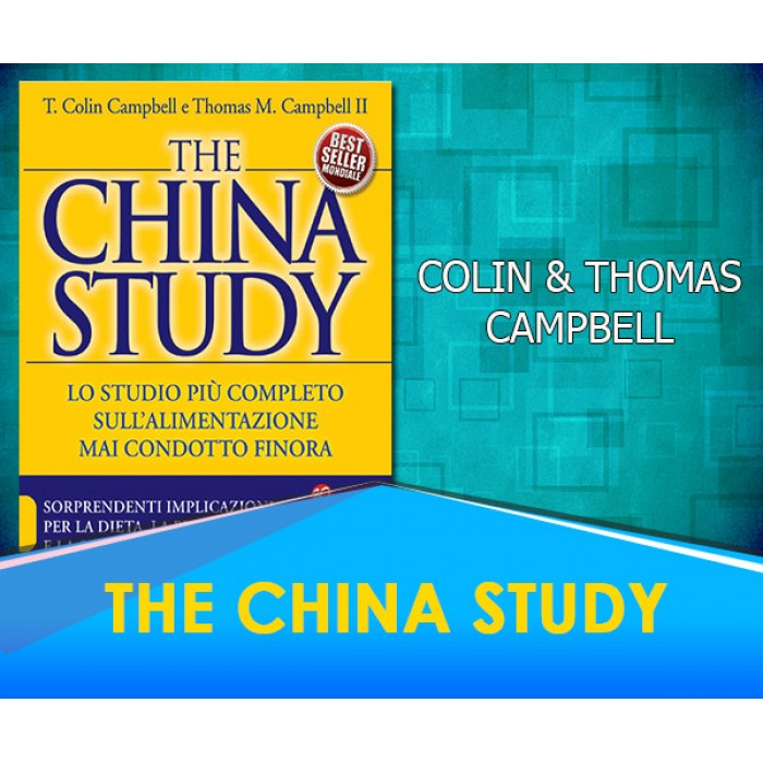 The China Study di T. Colin Campbell - Home | Facebook