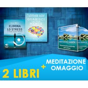 Brian Weiss, Louise Hay - 2 LIBRI + MEDITAZIONE IN OMAGGIO (Spedizione inclusa)