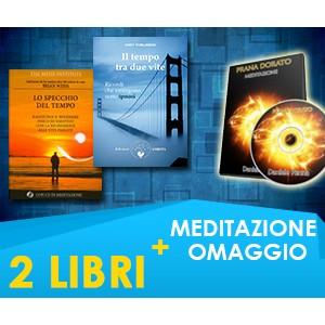 VITE PASSATE - Brian Weiss, Andy Tomlinson - 2 LIBRI + MEDITAZIONE IN OMAGGIO (Spedizione inclusa)