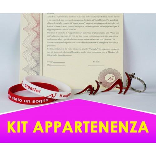 Kit Appartenenza
