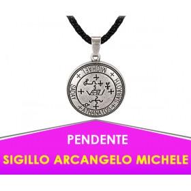 """Pendente Sigillo Arcangelo Michele - Con """"Potenziamento"""" Speciale"""