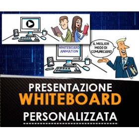 VIDEO ANIMATO WHITEBOARD