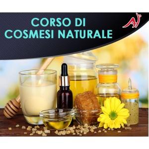CORSO DI COSMESI NATURALE (Offerta Promo Limitata)