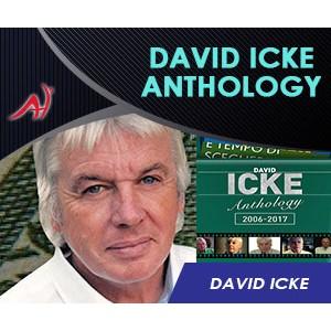 DAVID ICKE ANTHOLOGY (Offerta Promo Limitata)