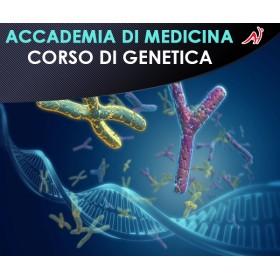 ACCADEMIA DI MEDICINA - CORSO DI GENETICA (Offerta Promo)