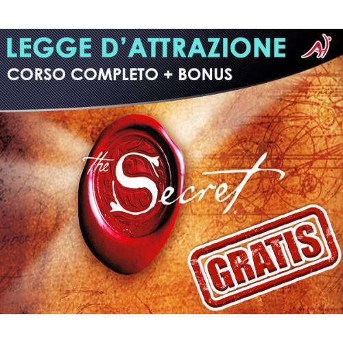 LEGGE D'ATTRAZIONE - CORSO COMPLETO + BONUS - Daniele Penna