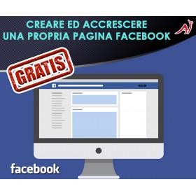CREARE ED ACCRESCERE UNA PROPRIA PAGINA FACEBOOK