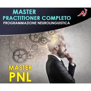 PNL - MASTER PRACTITIONER COMPLETO DI PROGRAMMAZIONE NEUROLINGUISTICA - DANIELE PENNA
