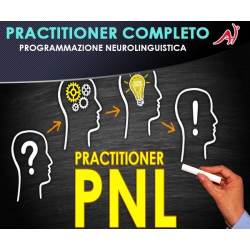 PNL - PRACTITIONER COMPLETO DI PROGRAMMAZIONE NEUROLINGUISTICA - DANIELE PENNA