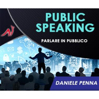 Public Speaking - Parlare in pubblico - Daniele Penna