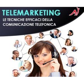 TELEMARKETING - Le tecniche efficaci della comunicazione telefonica (Offerta Promo Limitata)