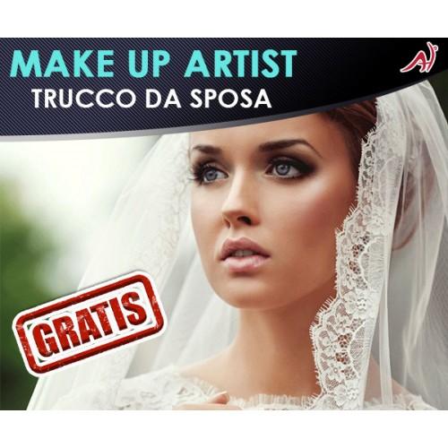 Make Up Artist - Trucco da sposa