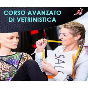 Corso avanzato di Vetrinistica (Offerta Promo Limitata a € 32 anzichè € 99)
