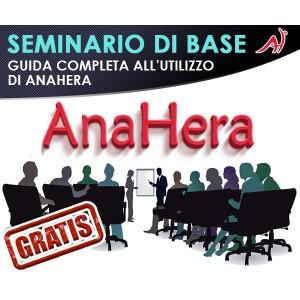 ANAHERA - SEMINARIO DI BASE - Guida completa all'uso di AnaHera
