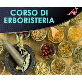 CORSO DI ERBORISTERIA (Offerta Promo Limitata)
