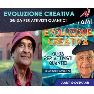 Evoluzione Creativa - Amit Goswami (In Offerta Promo Limitata)