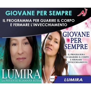 GIOVANE PER SEMPRE - Lumira (In offerta a 6.90 € anzichè 12.90 €)