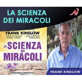 La Scienza dei Miracoli - FRANK KINSLOW (In Offerta Promo Limitata a € 6,90 anzichè € 12,90)