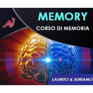 """""""MEMORY"""" - Corso di Memoria Completo (In offerta a 97 Euro anzichè 197)"""