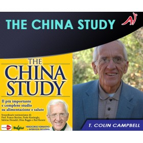The China Study - T. Colin Campbell (In Offerta Promo Limitata a € 6.90 anzichè 12.90)