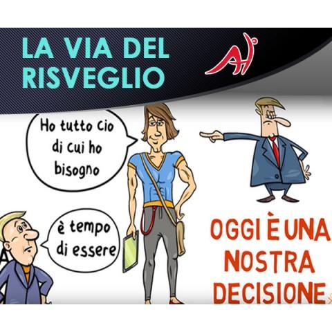 La Via del Risveglio - Video Corso Animato - UNICO IN ITALIA (In Offerta Lancio)