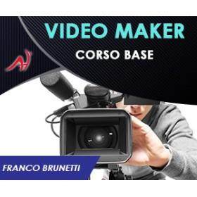 VIDEOMAKER BASE - Master in Ripresa, Regia e Montaggio Video - Franco Brunetti